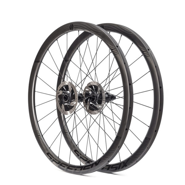 Ruedas de carbono: Air 36 Disco Tubular