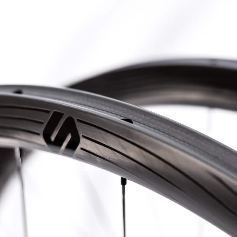 Ruedas de carbono: Air 36 Disco Tubular