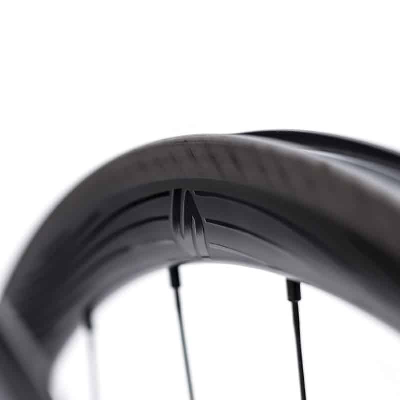 Ruedas de Carbono: Air 40 Cubierta