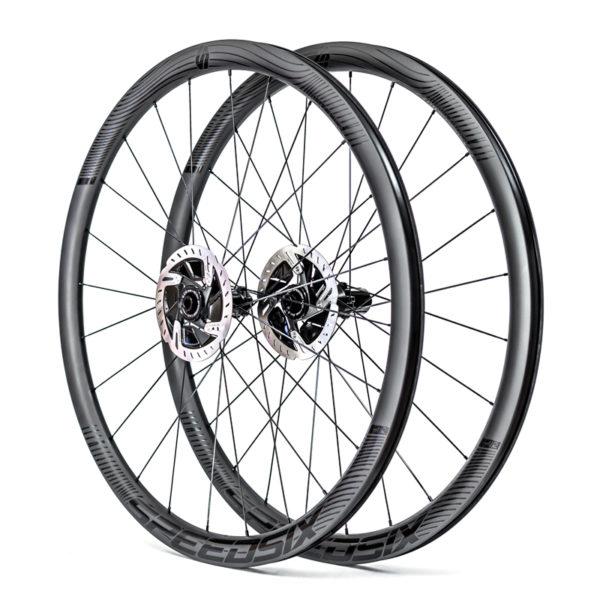 Ruedas de carbono: Air 35 Ultralight Disco Cubierta